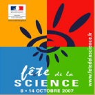 logo fête de la science 2007