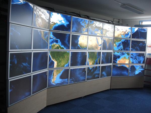 Wild un mur d 39 images interactif au service des for Bourse exterieur